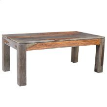 Idris Coffee Table in Grey
