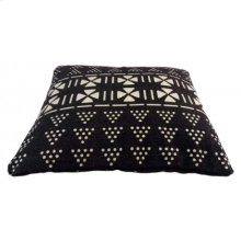 Zulu Patterned Cushion- Large