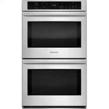 "Monogram 30"" Electric Convection Double Wall Oven"