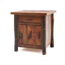Old Yellowstone - Original Jackson 1 Door 1 Drawer Nightstand