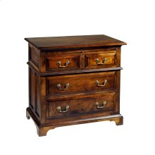Tall Nightstand w/ Four Drawers