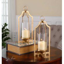 Lucy Candleholders, S/2