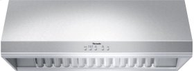 48-Inch Professional Wall Hood with 24-Inch Depth PH48HS