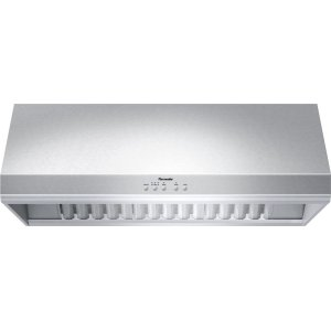 Thermador48-Inch Professional Wall Hood with 24-Inch Depth PH48HS