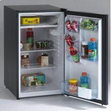 4.4 CF Counterhigh Refrigerator - Black