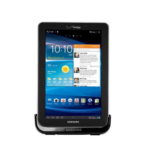 Galaxy Tab 7.7 Multimedia Dock