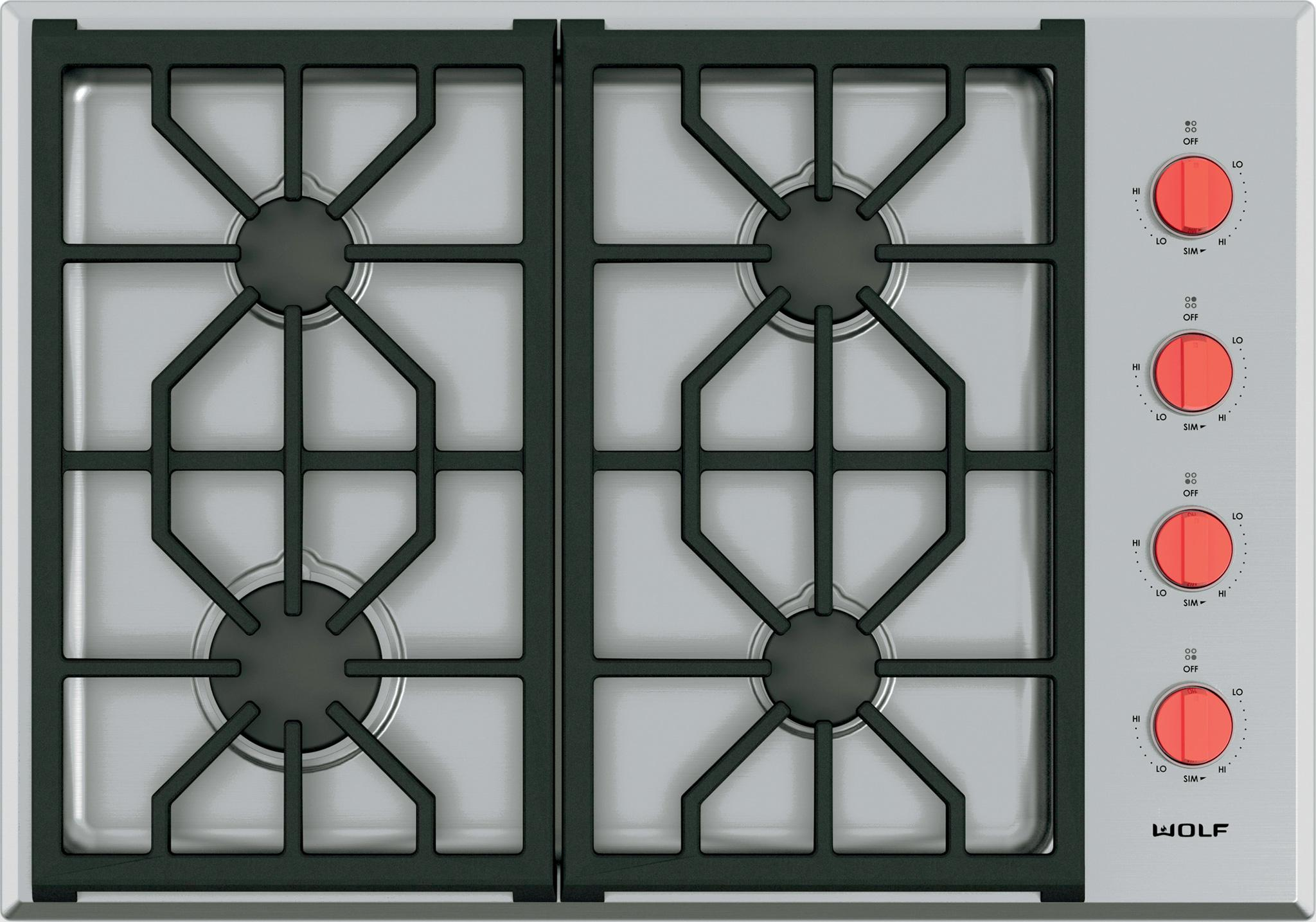 wolf gas cooktop 30 wolf gas cooktop treelopping co
