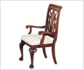 ARM CHAIRS (SET OF 2)