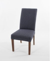 Straight top wood leg chair Product Image