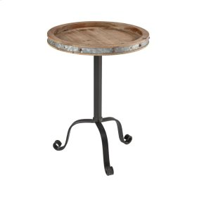 Milagros Accent Table