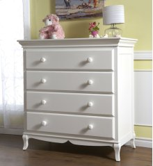 Mantova 4 Drawer Dresser