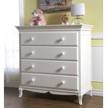 Mantova 4 Drawer Dresser