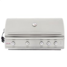 Blaze Professional 44-Inch 4 Burner Built-In Gas Grill With Rear Infrared Burner, With Fuel type - Propane