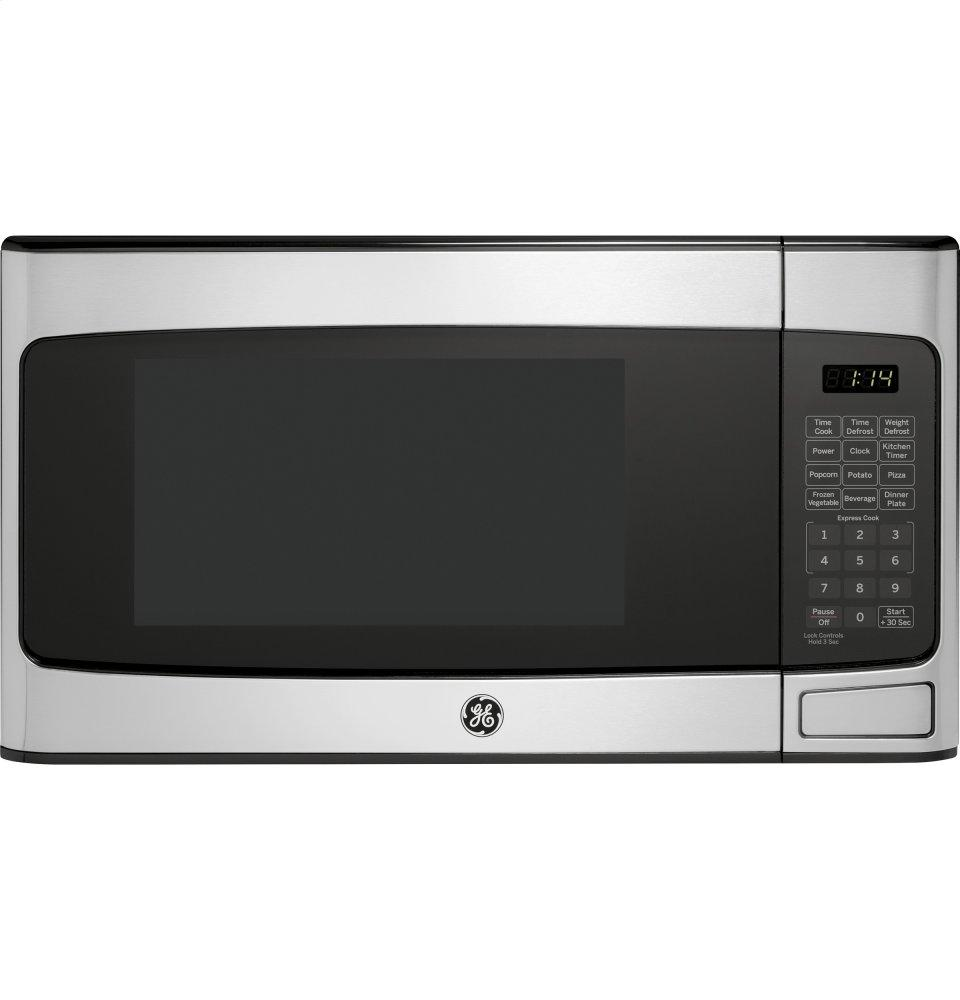 GE(R) 1.1 Cu. Ft. Capacity Countertop Microwave Oven