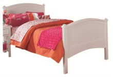 Cooley Twin, White