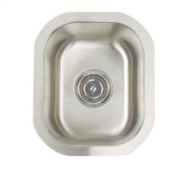 Stainless Steel Undermount Single Bowl Sink