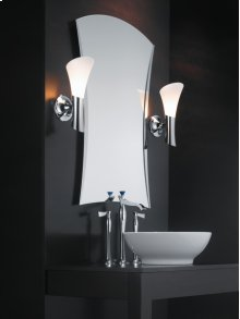 Widespread Vessel Lavatory Faucet - Less Handles