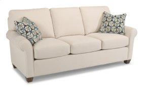 Christine Fabric Sofa without Nailhead Trim