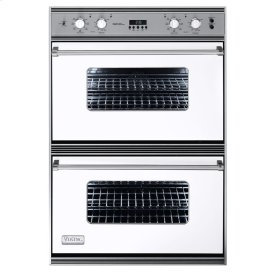 """White 36"""" Double Electric Oven - VEDO (36"""" Double Electric Oven)"""