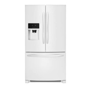 26.8 Cu. Ft. French Door Refrigerator - PEARL WHITE