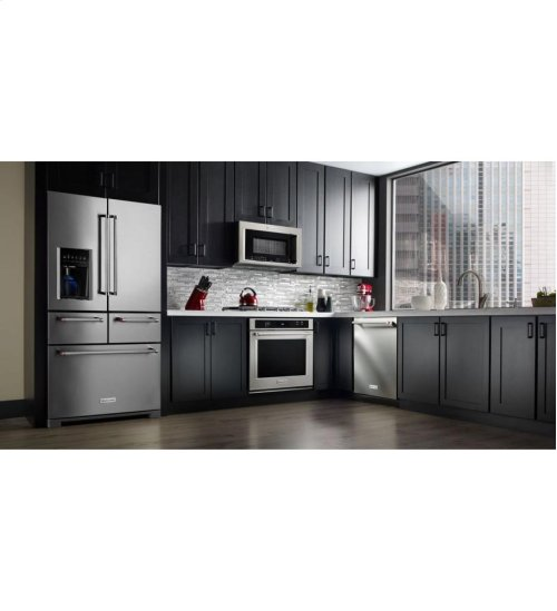 KitchenAid® 46 dBA Dishwasher with ProWash™ Cycle - Black