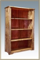 Homestead Bookcase - Stained and Lacquered Product Image