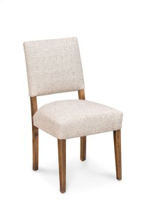 Cornelia Side Chair, Fabric Seat and Back
