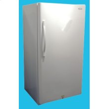 16.8 Cu. Ft. Capacity Frost-free Freezer with Audible Temperature Alarm: UL Commerical Rated