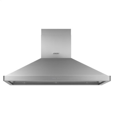 "Discovery 36"" Island Ceiling-Mounted Hood, in Stainless Steel Product Image"