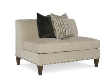 Amelia Sectional Two Seat Armless