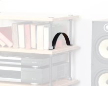 Archetype Arched Bookends- Set of 4