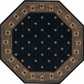 Hard To Find Sizes Cosmopolitan Cs95 Mid Octagon Rug 4'6'' X 4'6''