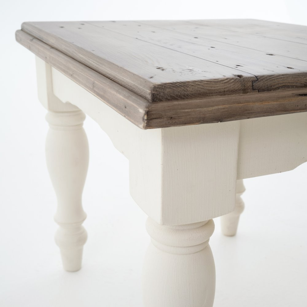 Hidden · Additional Cornwall Large End Table Sun Ash/stucco