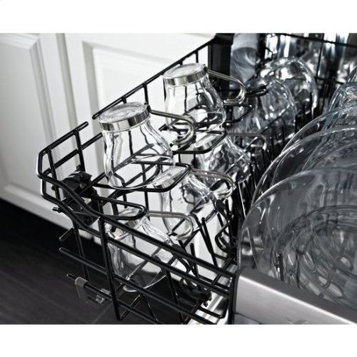 """24"""" Built-In TriFecta Dishwasher, 38dBA"""
