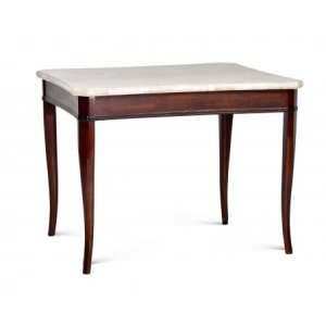 Steve Silver Co.Marseille 54-inch Marble Top Counter Table