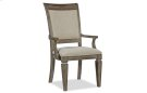 Brownstone Village Upholstered Back Arm Chair Product Image