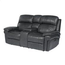 SU-9102-94-1394 Collection  Loveseat with Power Headrest and Console