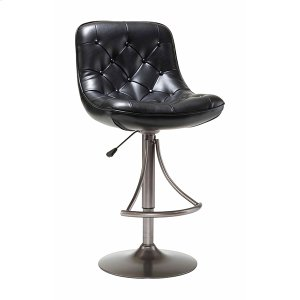 Hillsdale FurnitureAspen Adjustable Barstool Black