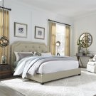 King Upholstered Bed Product Image