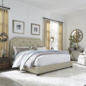 Liberty Furniture IndustriesKing Upholstered Bed