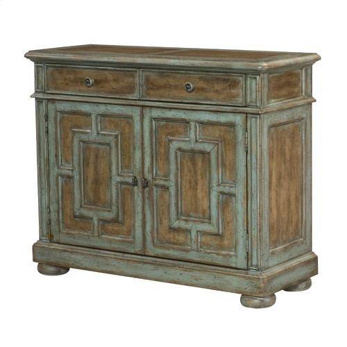 Hidden Treasures Door Cabinet