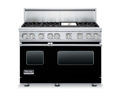 "48"" Sealed Burner Gas Range, Propane Gas"
