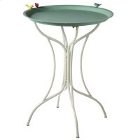 Bistro Table with Birds Product Image