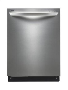 Fully Integrated Dishwasher with TrueSteam Generator and flexible EasyRack Plus System