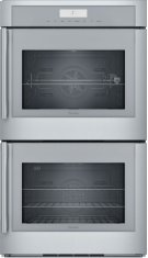 30-Inch Masterpiece® Double Wall Oven with Right Side Opening Door Product Image