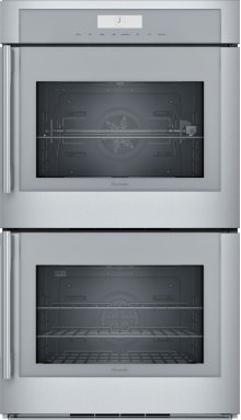 30-Inch Masterpiece® Double Wall Oven with Right Side Opening Door