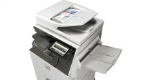 26 ppm B&W and Color networked digital MFP