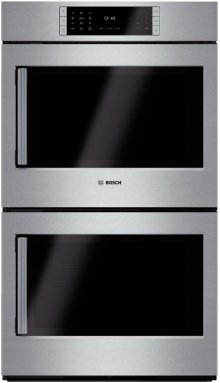 "30"" Double Wall Oven Right Swing Door Benchmark Series - Stainless Steel"