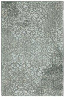 Ayr Willow Grey Rectangle 2ft X 3ft