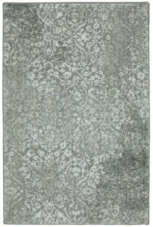 Ayr Willow Grey Rectangle 2ft X 3ft